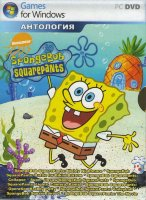 SpongeBob SquarePants Антология (Квадратные Штаны Антология) (PC DVD)