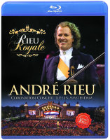 Andre Rieu Coronation Concert Live in Amsterdam (Blu-ray)*