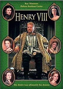 Генрих VIII на DVD
