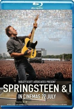 Спрингстин и я (Springsteen And I) (Blu-ray)