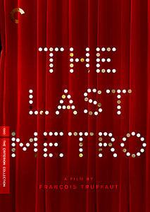 Последнее метро  на DVD