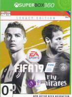 FIFA 2019 Legacy Edition (Xbox 360)