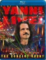 Yanni Live The Concert Event (Blu-ray)*