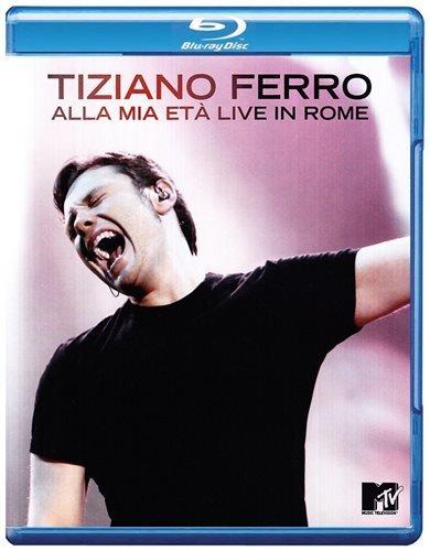 Tiziano Ferro Alla Mia Eta Live In Rome (Blu-ray) на Blu-ray