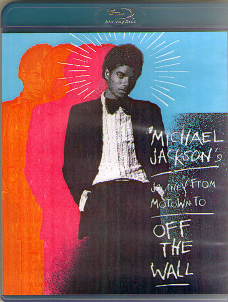 Michael Jacksons Journey from Motown to Off the Wall (Blu-ray)