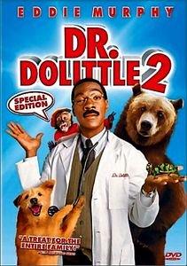 Доктор Дулитл 2 на DVD
