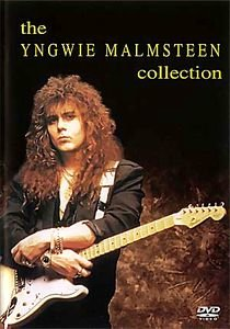 The Yngwie Malmsteen Collection на DVD