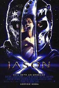 Джейсон Икс (Пятница 13-ое 10 часть) на DVD