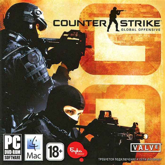 Counter Strike Global Offensive (PC DVD)