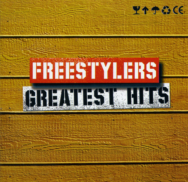 Freestylers  Greatest Hits (2CD) на DVD