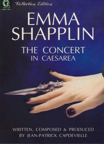 Emma Shapplin The concert in Caesarea на DVD