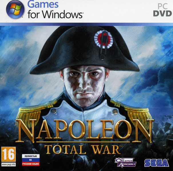 Napoleon Total War (PC DVD) 2 DVD-ROM