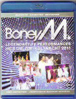 Boney M Greatest Hits Die ZDF Kultnacht (Blu-ray)*
