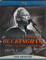 Lindsey Buckingham Songs From The Small Machine Live in LA (Blu-ray)