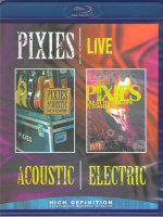 Pixies Acoustic and Electric Live (Blu-ray)
