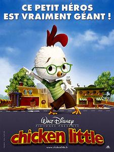 Цыпленок Цыпа на DVD