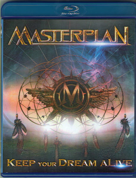 Masterplan Keep Your Dream Alive (Blu-ray)* на Blu-ray