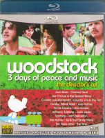 Woodstock 3 Days of Peace and Music (Blu-ray)*