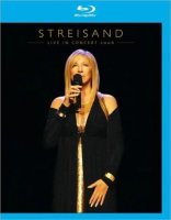 Barbra Streisand Live In Concert (Blu-ray)*
