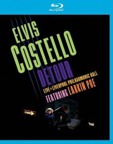 Elvis Costello Detour Live At The Liverpool Philharmonic Hall (Blu-ray) на Blu-ray