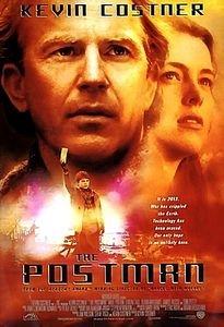 Почтальон (Кевин Костнер) на DVD