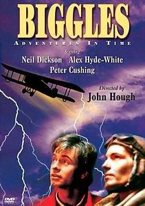 Бигглз: Приключения во времени на DVD