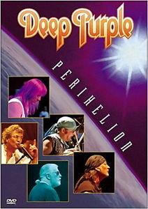 Deep purple Perihelion на DVD