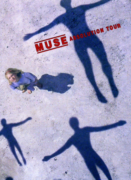 Muse Absolution Tour на DVD