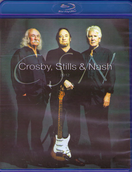 CSN Crosby Stills and Nash (Blu-ray)* на Blu-ray