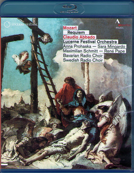 Mozart Requiem in D Minor (Blu-ray)* на Blu-ray
