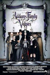 Семейка Адамсов 2 на DVD