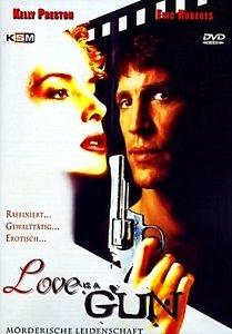 Любовь - это оружие  на DVD