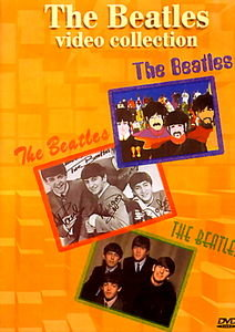 The Beatles - Video Collection  на DVD