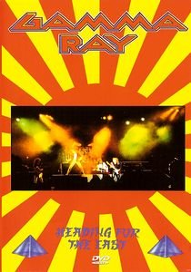 Gamma Ray - Heading For The East на DVD