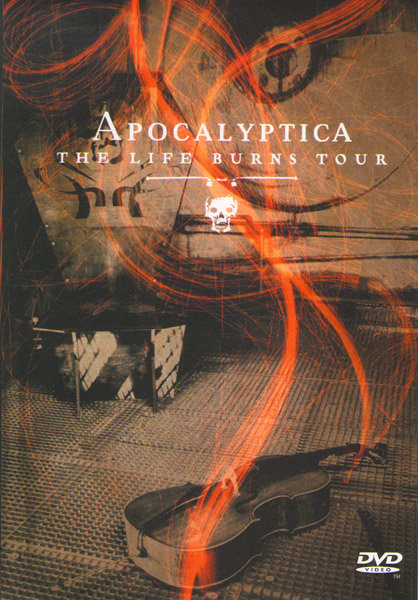 Apocalyptica - The Life Burns Tour на DVD