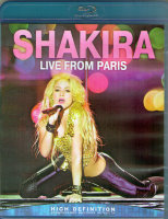 Shakira Live from Paris (Blu-ray)