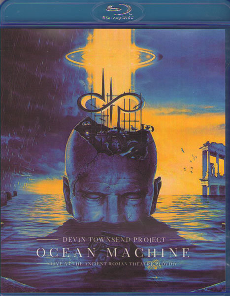 Devin Townsend Project Ocean Machine Live at the Ancient Roman Theatre Plovdiv (Blu-ray)* на Blu-ray