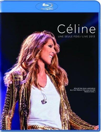 Celine Une Seule Fois / Live (Blu-ray)* на Blu-ray