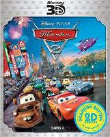 Тачки 2 3D+2D (3 Blu-ray)