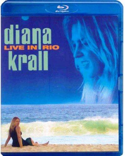 Diana Krall Live In Rio (Blu-ray)* на Blu-ray