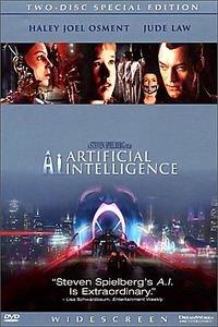 Искусственный разум (КиноМания) на DVD
