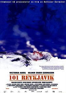 Сто один Рейкьявик (101 Рейкьявик) на DVD