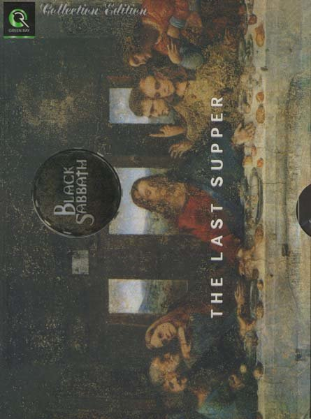 Black Sabbath The Last Supper Tour на DVD