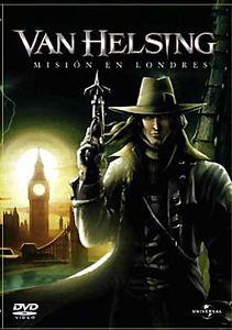 Ван Хельсинг: Миссия в Лондоне на DVD