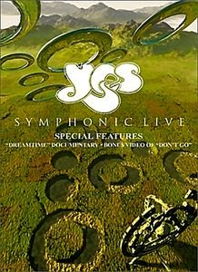 Yes Simphonic на DVD
