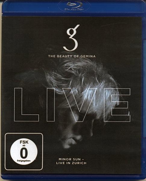 The Beauty Of Gemina Minor Sun Live in Zurich (Blu-ray) на Blu-ray