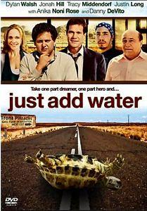 Просто добавь воды на DVD