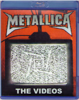 Metallica The videos 1989-2009 (Blu-ray)
