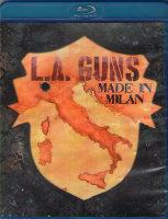 L A Guns Made In Milan (Blu-ray)*