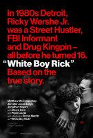 Белый парень Рик (Blu-ray)